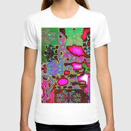 MAGENTA VINO T-shirt