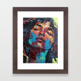 A love like this Framed Art Print