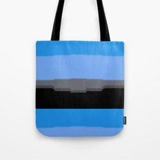Digital Sky Tote Bag