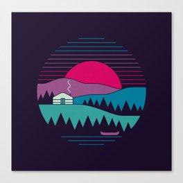 Back To Basics Canvas Print