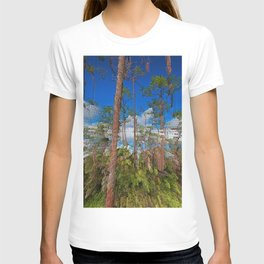 Corkscrew Charm-d T-shirt