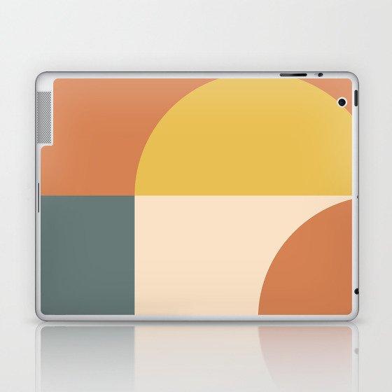 Abstract Geometric 04 Laptop & iPad Skin