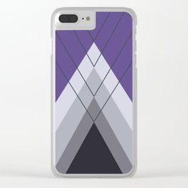 Iglu Ultra Violet Clear iPhone Case