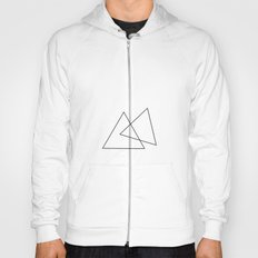 Double Triangles Hoody
