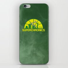 Superchronics iPhone & iPod Skin
