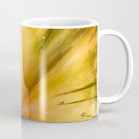 grass Mugs featuring Grass by Susann Mielke
