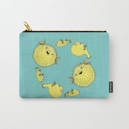 Circle of Fugu Carry-All Pouch