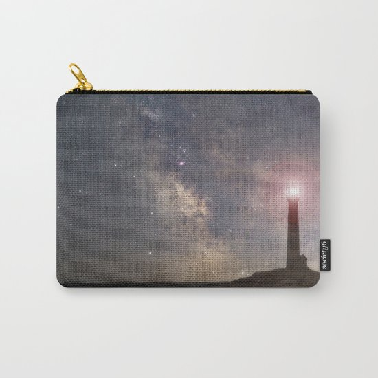Milkyway over Thacher Island Carry-All Pouch