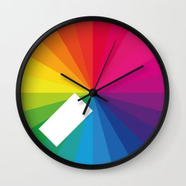 Jamie XX - In Colour Wall Clock