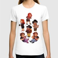 it crowd T-shirts featuring IT Crowd by SIINS
