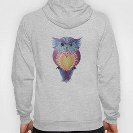 Henna Owl Hoody