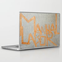 dancer Laptop & iPad Skins featuring Dancer by Mahoney-Mahoney