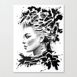 Torrential I Canvas Print