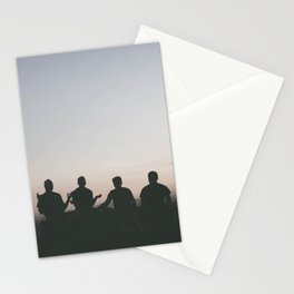 Silhouettes 2 Stationery Cards