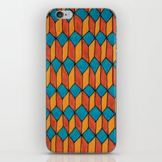 Pattern color iPhone & iPod Skin