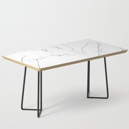 Connected Coffee Table