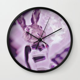 HARE-e SITUATION Wall Clock