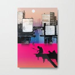 Pixelpocalypse 003 Metal Print