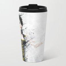 Angel Metal Travel Mug