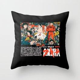 Akira - Anime / Manga Throw Pillow