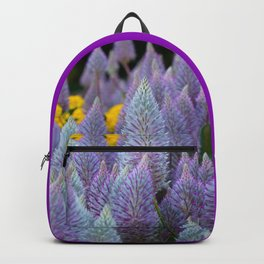 Fox tail Flowers Backpack