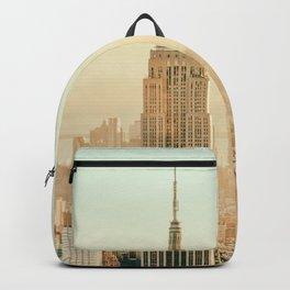 New York City Skyline Dreams Backpack