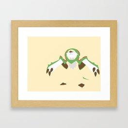 Chesnaught Framed Art Print