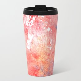 Symphony in red minor I Travel Mug