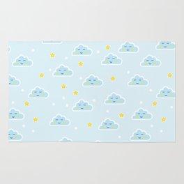 Baby cloud pattern Rug