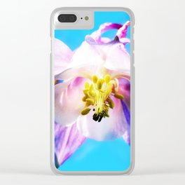 Under the sun Clear iPhone Case