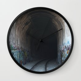 What's To Come Wall Clock