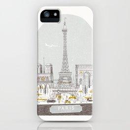 Petit Belle iPhone Case