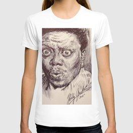 Bernie Mac Portrait T-shirt