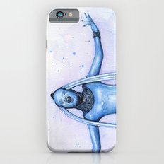 Diva Plavalaguna   Fifth Element Watercolor Art iPhone 6s Slim Case