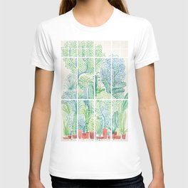 Winter in Glass Houses I T-shirt