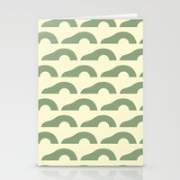 avocado Stationery Cards featuring Avocado by Kay Wolfersperger