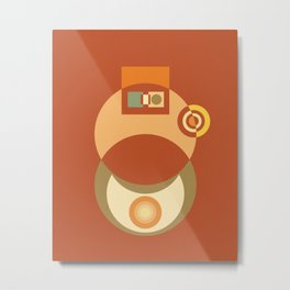 Colorplay G. 2 Metal Print