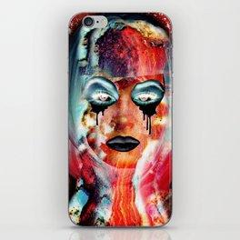 Radiation Girl iPhone Skin