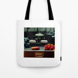 Sustained Release Tote Bag