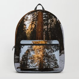 Giant Forest Bench Backpack