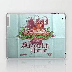 H.P. LoveKRAFT's  The Sandwich Horror Laptop & iPad Skin