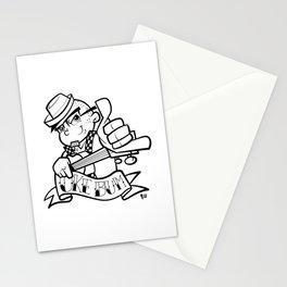 Uke Bum Stationery Cards