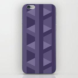 Geometric Depth Illusion III iPhone Skin