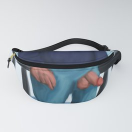The mature Bear wants to fish with his special Bait. Fanny Pack
