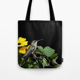 Green Garden Jewel Tote Bag