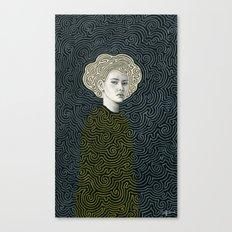 Vlada Canvas Print