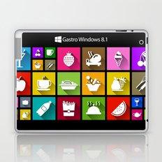 Gastro Windows 8.1 Laptop & iPad Skin