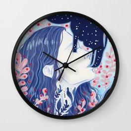 Cosmic Soul Wall Clock