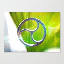 Sacred Geometry - Trinity 03 Canvas Print