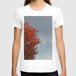 Fall by Teresa Thompson T-shirt